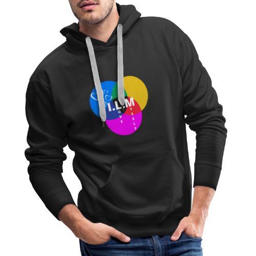 I love myself - logo - Herre Premium hættetrøje