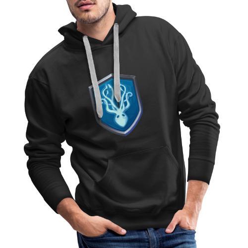 catfux Clan Shield Kaffu - Männer Premium Hoodie