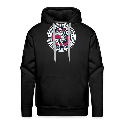 Lifter Club - Mannen Premium hoodie