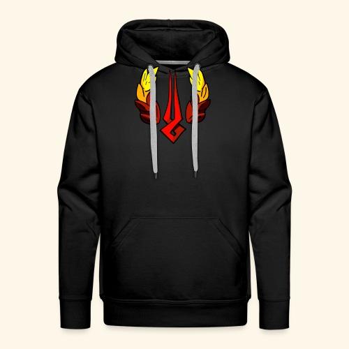 Hades The Game Logo Saving Icon Supergiant - Men's Premium Hoodie