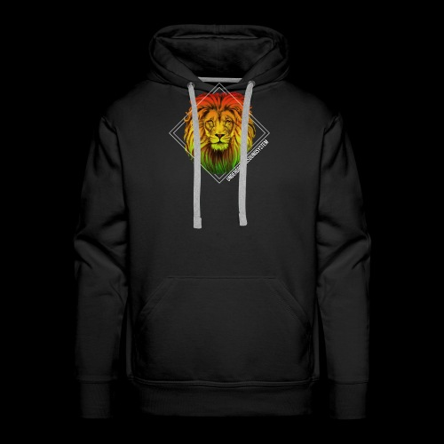 LION HEAD - UNDERGROUNDSOUNDSYSTEM - Männer Premium Hoodie