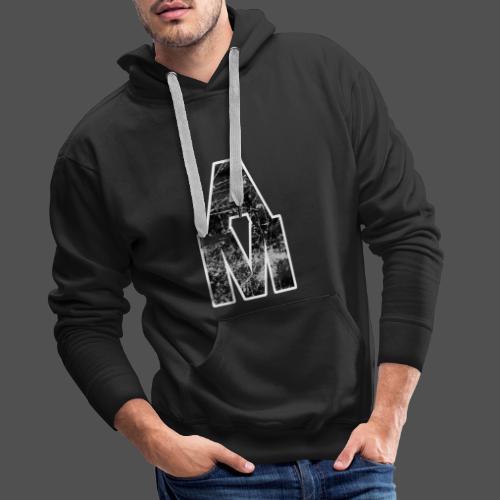 A maze D - Mannen Premium hoodie