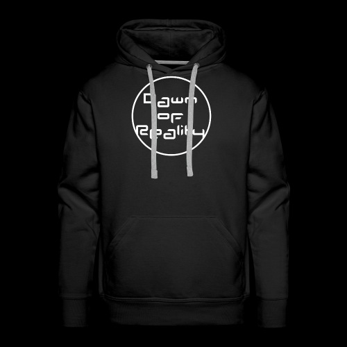Dawn of Reality Merch - Men's Premium Hoodie