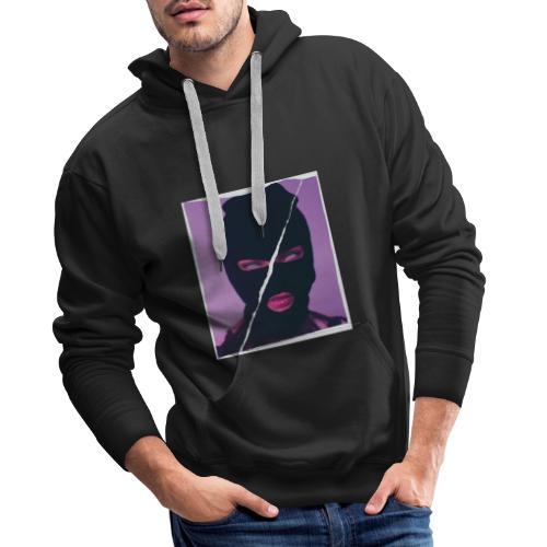 Gangster Girl - Sudadera con capucha premium para hombre