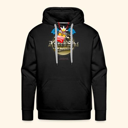 Apres Ski Specialist T Shirt Design - Männer Premium Hoodie