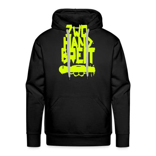Shirt Design 2013 - Männer Premium Hoodie