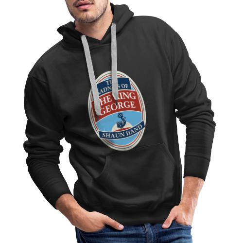 The Sadness of The King George - Men's Premium Hoodie