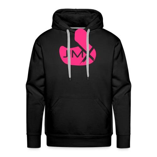 Jim-X Duck Logo - Sweat-shirt à capuche Premium pour hommes