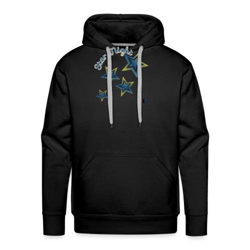 Star - Sudadera con capucha premium para hombre