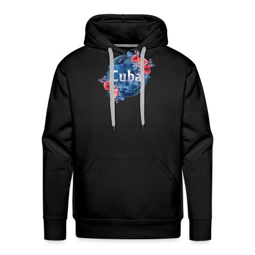 CU Design 004 - Men's Premium Hoodie