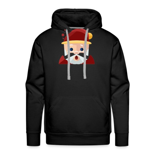 Santa Claus - Männer Premium Hoodie