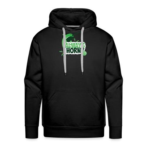 Always Horny - Men's Premium Hoodie