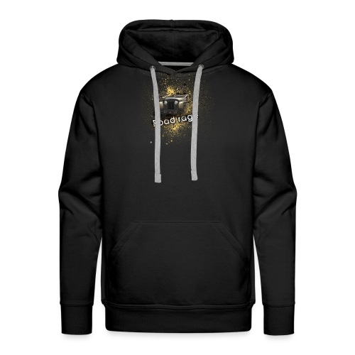 Road Rage Royals - Mannen Premium hoodie