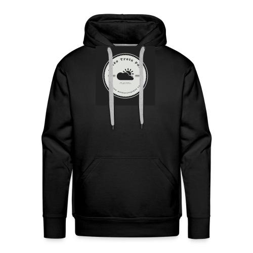 Boutique Meteo Trets Paca - Sweat-shirt à capuche Premium pour hommes