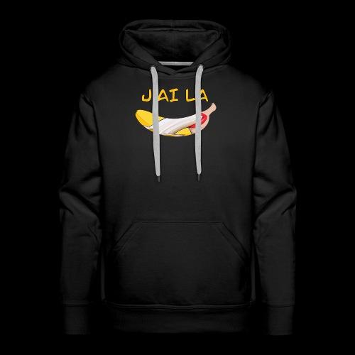 J'ai la banane - Sweat-shirt à capuche Premium pour hommes