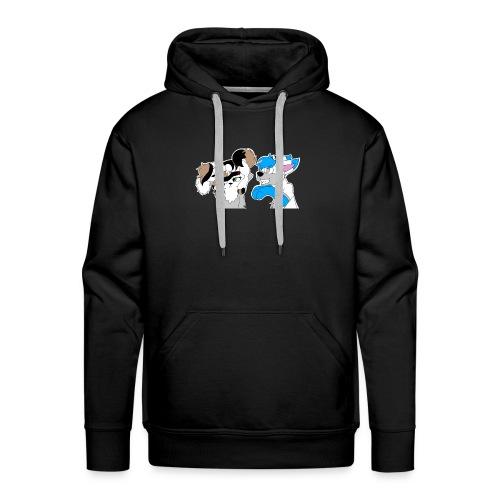 Ali, Cia & Frost Design - Männer Premium Hoodie