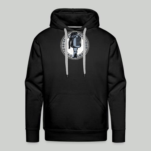 Battle Rap Microphone Granade - Men's Premium Hoodie