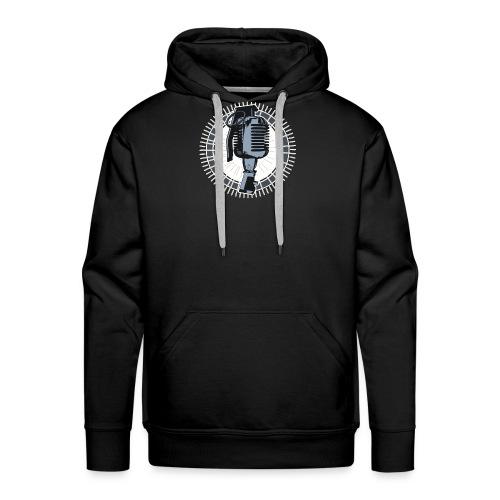 Battle Rap Microphone Granade - Männer Premium Hoodie