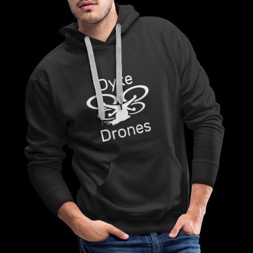 Einseitig bedruckt - Männer Premium Hoodie