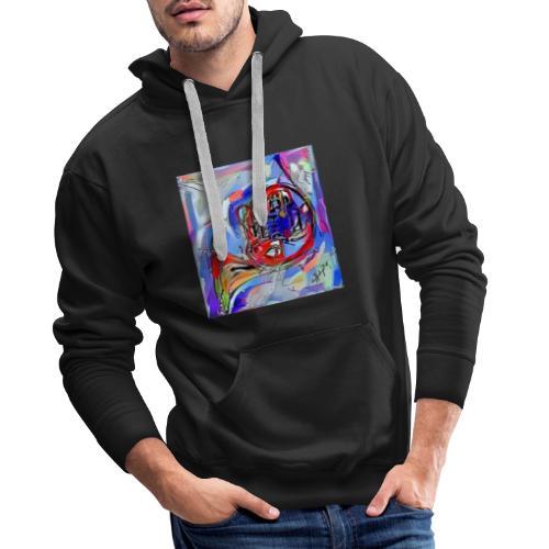 cornoarte1 - Mannen Premium hoodie