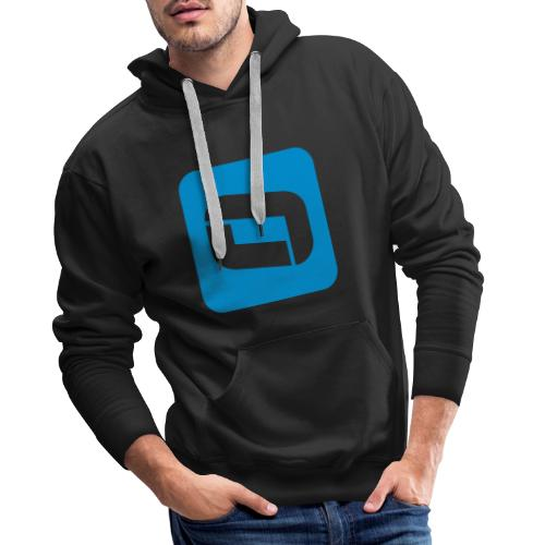 Logo FKT42 App Bildmarke - Männer Premium Hoodie