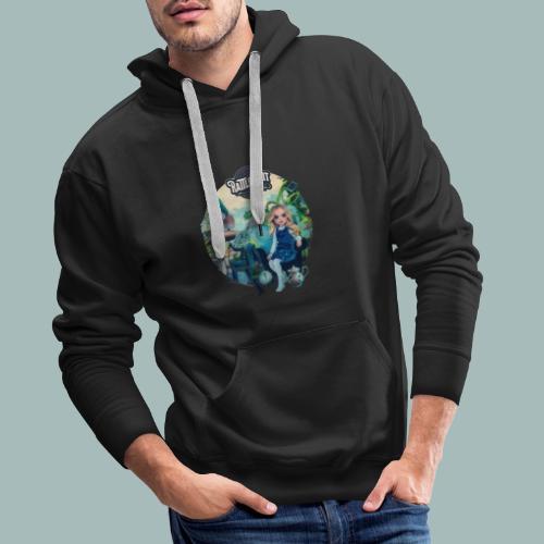 Letting Go Merch - Mannen Premium hoodie