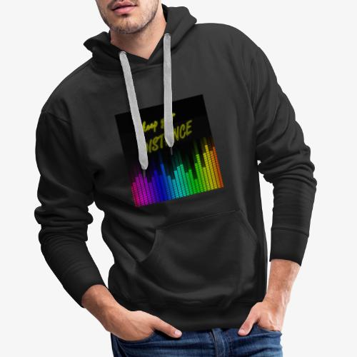 Vintage Equalizer design SP by patjila 2020 - Men's Premium Hoodie