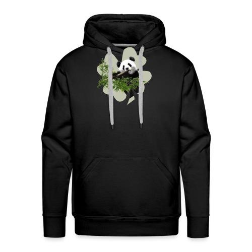 My lucky Panda - Sweat-shirt à capuche Premium pour hommes