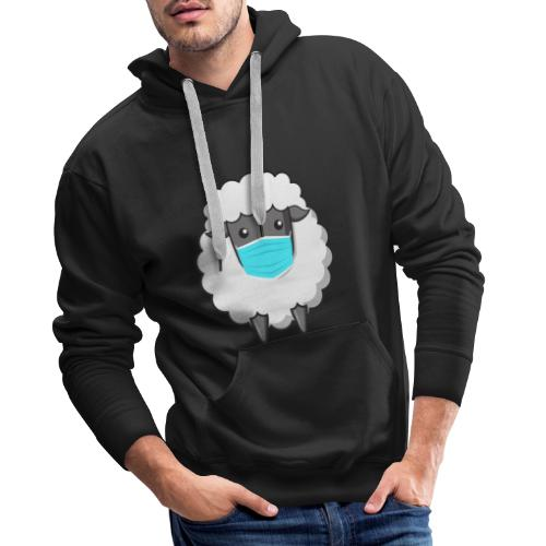 sheepy 3 - Men's Premium Hoodie