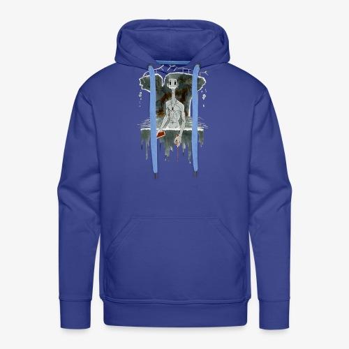 Tag man - Sweat-shirt à capuche Premium pour hommes