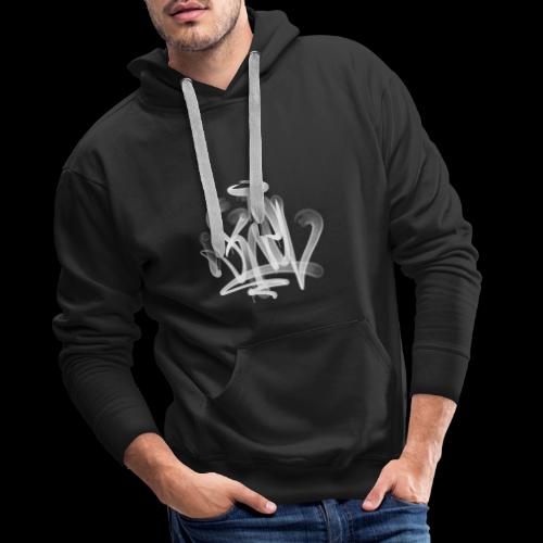 Kieltagginpng - Männer Premium Hoodie