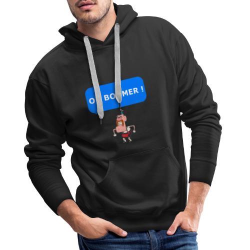 Ok Boomer 1 - Men's Premium Hoodie