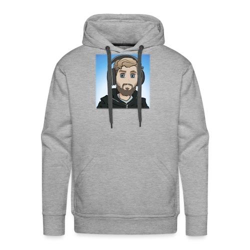 KalzAnimated - Herre Premium hættetrøje