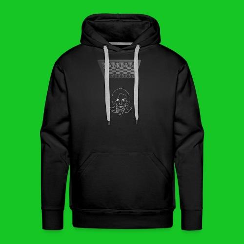 Chess in my head - Mannen Premium hoodie