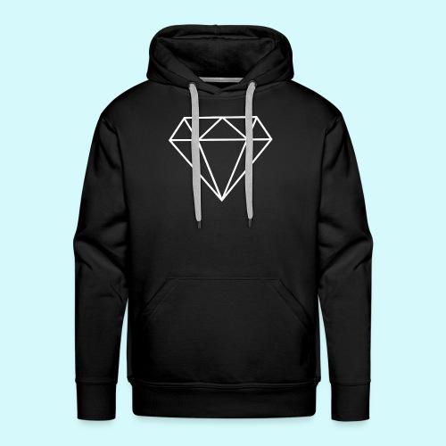 Diamant 4 - Männer Premium Hoodie