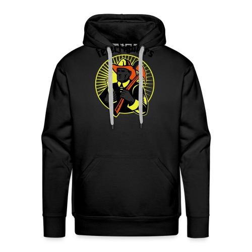 feierfighters - Männer Premium Hoodie