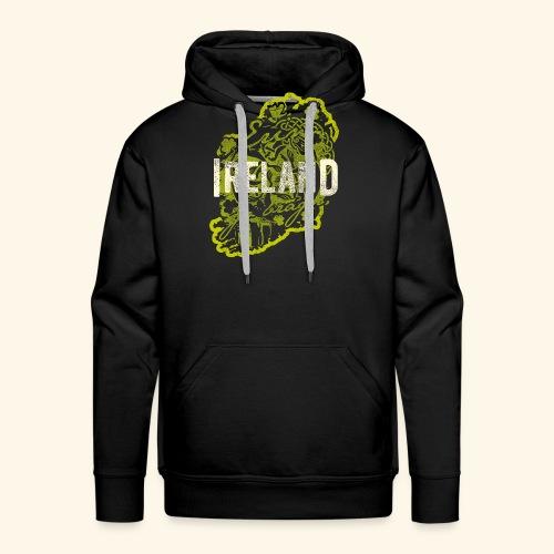 Ireland T Shirt Design - Männer Premium Hoodie