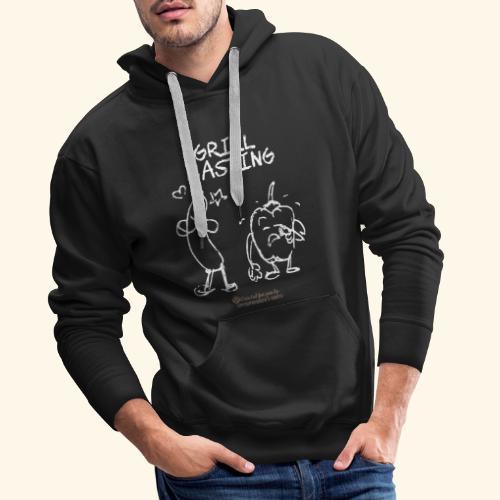 Grill Casting | Grill T-Shirts - Männer Premium Hoodie