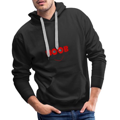NOOB - Sweat-shirt à capuche Premium pour hommes