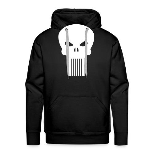 punisher - Männer Premium Hoodie