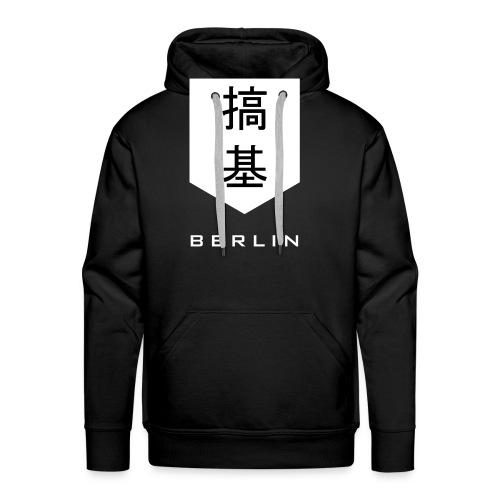 Design2-Berlin - Men's Premium Hoodie