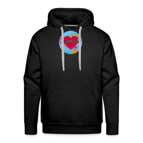 earth love - Männer Premium Hoodie