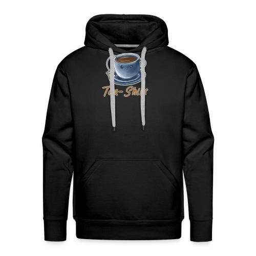 Tea Shirt - Männer Premium Hoodie