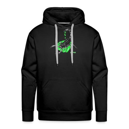 Skorpion - Männer Premium Hoodie