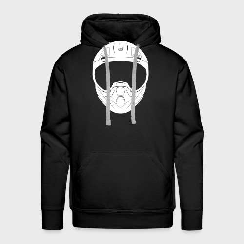 CSJG CBR Emblem - Men's Premium Hoodie