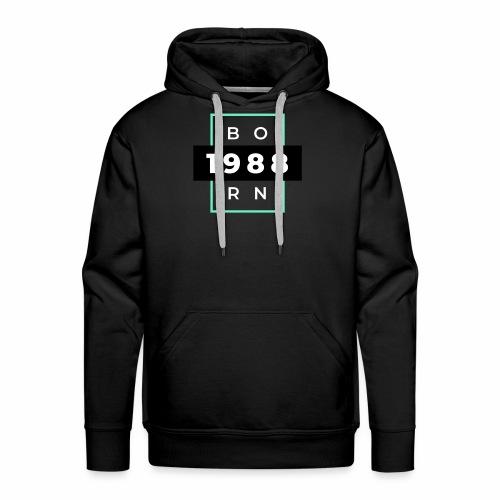 1988 - Männer Premium Hoodie