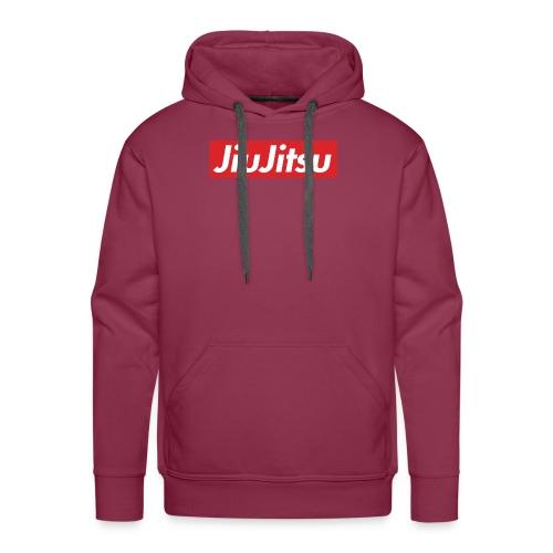 Jiu Jitsu BJJ Tshirt - Men's Premium Hoodie