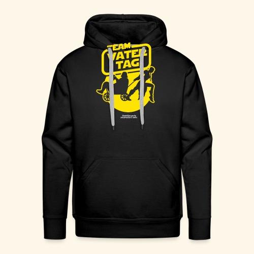 Vatertags T Shirt Team Vatertag - Männer Premium Hoodie