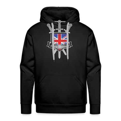 BH_TransparentBackground - Men's Premium Hoodie