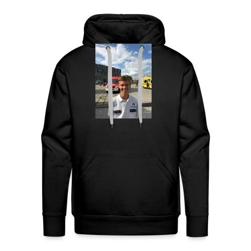 Commissaris Alex Vereecken 1 - Mannen Premium hoodie